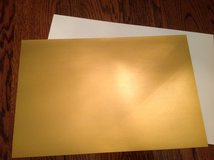 Gold paper in Bartlett, Illinois