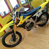 2018 Suzuki RMZ-450 in Fort Polk, Louisiana