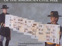 **WALL CHARTS** World History & Civil War **AWESOME** in 29 Palms, California