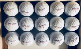 15 Kirkland used golf balls near mint condition in Bolingbrook, Illinois