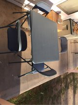 Card Table with 4 chairs in Alamogordo, New Mexico