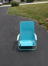 LOW SEATING LAWN CHAIR in Yorkville, Illinois