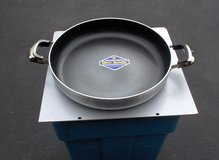 """NEW 14"""" COOKING PAN. in Yorkville, Illinois"""