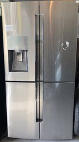 Samsung Refrigerator Counter Depth-New in League City, Texas