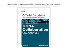 CCNA Collaboration Cert book in Ramstein, Germany