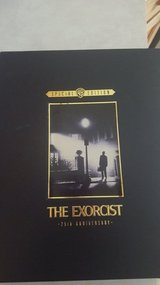 25th anniversary The Exorcist limited edition deluxe VHS box set in Joliet, Illinois