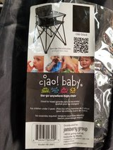 Ciao Baby travel folding high chair in Vacaville, California