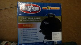 "14"" Kingsford portable grill in Naperville, Illinois"