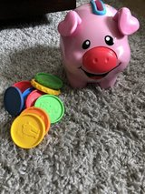 Fischer Price Counting Piggy Bank in Warner Robins, Georgia