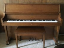 Yamaha Piano and Bench in Lockport, Illinois