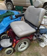 ELECTRIC WHEEL CHAIR JAZZY 1420 in Leesville, Louisiana