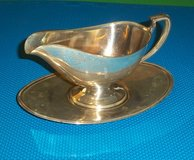Silver Plated Gravy Boat-'Reduced' in Naperville, Illinois