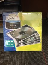 Fellowes/Neato CD/DVD Slim Jewel Cases in West Orange, New Jersey