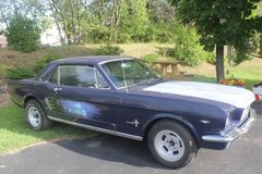 1966 Ford Mustang coupe/ 2dr/ 289/V8 Very good shape, and running condition. (315)493-7905 in Fort Drum, New York