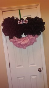 Minnie Mouse Wreath in Hopkinsville, Kentucky