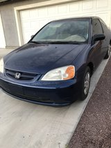 Honda Civic 129k miles on it clean title in Fort Irwin, California