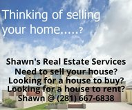 Real estate services in Conroe, Texas