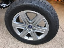 Factory Ford F-150 Tires/Wheels-NEW in Aurora, Illinois