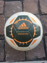 Adidas Soccer Ball in Ramstein, Germany