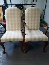 Dining room chairs- 6 price reduced in Tinley Park, Illinois