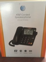 AT & T corded phone in Plainfield, Illinois