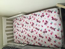 Baby  toddler bed and mattress in Lawton, Oklahoma