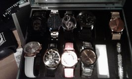 CHRISTmas is right around the corner i have 10 Very very nice watches in Wilmington, North Carolina