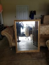 Large antique mirror in Fort Knox, Kentucky