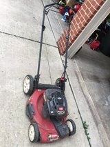 Toro lawn mower in Aurora, Illinois