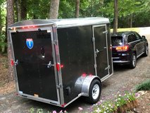 6x10 Carry On Patriot covered trailer in Camp Lejeune, North Carolina
