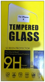 Tempered Glass Wholesale iPhone X in Macon, Georgia