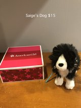 American Girl Saige's Pet Dog in Joliet, Illinois