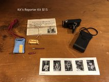American Girl Kit's Reporter kit in Joliet, Illinois