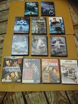 DVDs lot in Beaufort, South Carolina