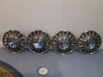 Ford Mustang Hubcaps/Wheel Covers (4) - OEM in Bolingbrook, Illinois