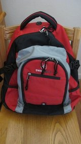 Swiss Gear Back Pack in Alamogordo, New Mexico