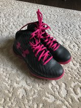 Under Armour Basketball Shoes--Size 6 in Aurora, Illinois