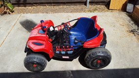 Spiderman Powerwheels Car in Oceanside, California