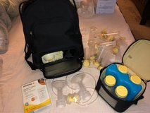 brand new portable breast pump and accessories in Schofield Barracks, Hawaii