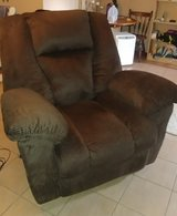 Large stuffed recliner in Fort Campbell, Kentucky