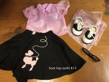 American Girl Sock Hop Outfit in Aurora, Illinois