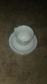 cup and saucer in Fort Campbell, Kentucky