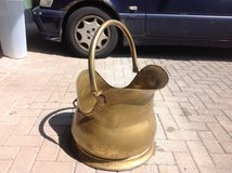 Unique Brass Planter in Ramstein, Germany