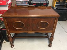 Antique buffet table in Camp Pendleton, California