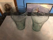 Coke Glasses Two 32 oz Glasses in Fort Knox, Kentucky