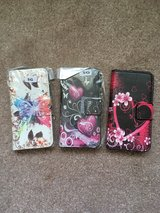 3 iPhone 5S and 5SE cases in Lockport, Illinois