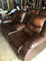 oversized reclining couches in Conroe, Texas