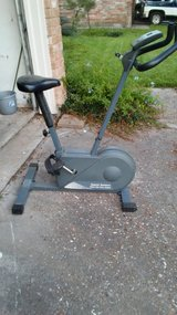 Exercise bicycle in Kingwood, Texas