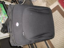lg suitcase on wheels american touristor in Beaufort, South Carolina