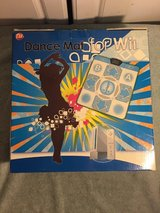 NEW CTA Dance Mat Nintendo Wii for Dance Revolution Dance Crave Dancing with The Stars in Yorkville, Illinois